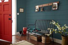 Paint Color: Weekend, Magnolia Home