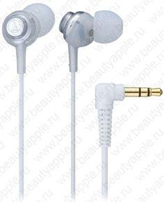 Купить Audio-Technica ATH-CKL202 WH (белый), доставка по Москве и всей РФ.