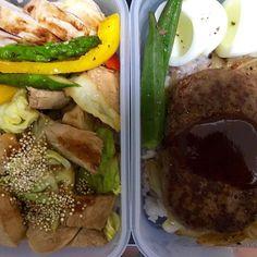 本日のお弁当  食事をしっかり摂りながらハードにトレ!! ダイエット開始5週間で6.2kg減  ガンガン絞ろう。  #パーソナルトレーニング #ボディビル #フィジーク #ダイエット #ジム #ファインラボ #ゴールドジム #エニタイムフィットネス #マッチョ #ボディメイク #フィットネス #トレーニング #筋肉 #肉体改造 #筋トレ #腹筋 #6パック #肉 #ステーキ #熟成肉 #personaltrainer #personaltraining #diet #gym #fitness #muscle #workout #training #goldsgym