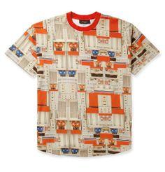 Givenchy - Oversized Tech-Print T-Shirt