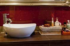 Bathroom design inc basin