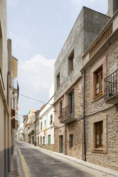 costacalsamiglia arquitecte - Project - Restoration of an old fisherman house (FA house)