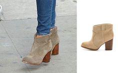 Bachelorette Andi Dorfman's ankle boots