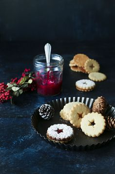 LINZER COOKIES | Sweet And Sour