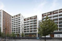 Flat for sale in Dalston Square, London