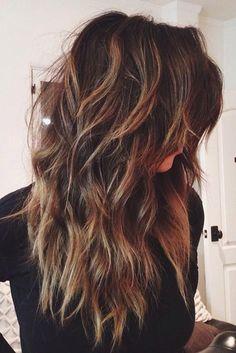 15 Sexy and Stylish Long Layered Haircuts