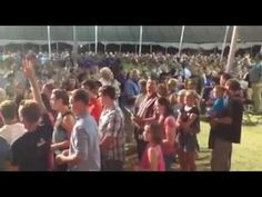 "Clip from Burlington, NC Revival ""God Saves Old Sinners"""
