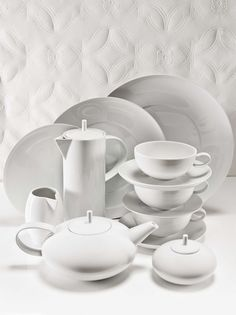 DOMO WHITE - Tableware