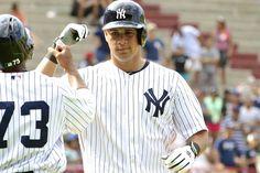 #MLB: Los Quisqueyanos Gary Sánchez y Michael Pineda guían a los Yankees sobre los Medias Rojas