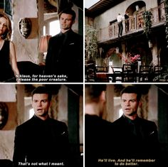 #TheOriginals #3x13 - Is all this torture necessary?