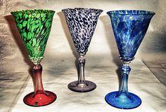 Very nice wine goblets.