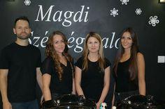 Új tagként csatlakozott hozzánk Szintia, hogy csodásnál csodásabb körmöket készítsen Nektek és persze a lányainknak is :) http://www.magdiszepsegszalon.hu/rolunk