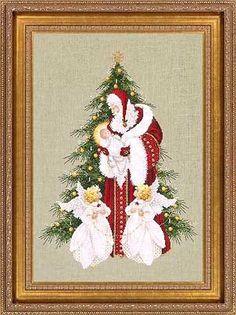 Lavender & Lace - Cross Stitch Patterns & Kits - 123Stitch.com