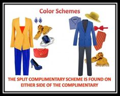 Complimentary Color Fashion