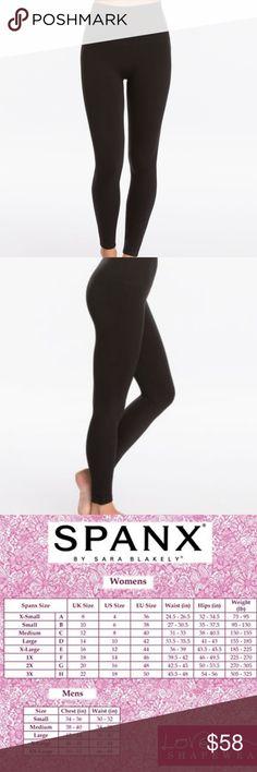 SPANX Women/'s Black Shaping Boy Shorts Sz B $50 NWOT