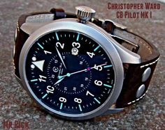 Christopher Ward C8 Pilot Mk1