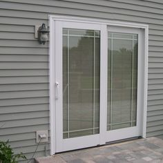 Andersen Sliding Patio Doors With Blinds Between The Glass