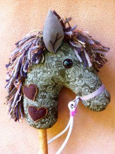 AVIONNE - Hobby Horse. $55.00, via Etsy.