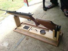 Homemade Gun Rest Plans