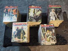 Dampyr collezione Bonelli