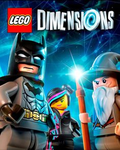 Bulk LEGO Dimensions Fun Pack New in Box Factory Sealed Complete minifigs Lot #LEGO