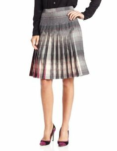Pendleton Women's The Reversible Pleated Skirt We totally used to wear these skirts...myself and 5 sisters!!  djw