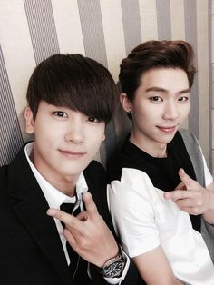 hyungsik and kevin