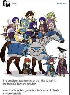 330 Best Fire Emblem Awakening images in 2016 | Fire emblem