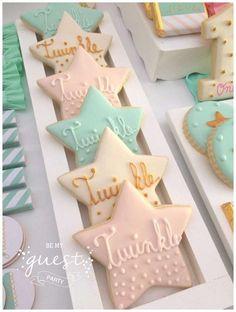 Twinkle Twinkle Little Star Birthday Party Ideas   Photo 1 of 33