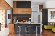 A Timeless Aesthetic in a Striking Modern Home Design | http://www.homedesignideas.eu