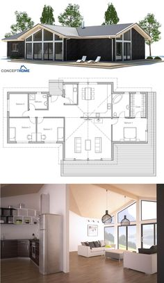 House Plan, Home Plan