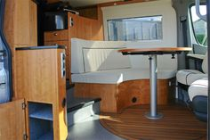 Bathroom of the pulse - mobile home with separate shower and shower door as a sliding door