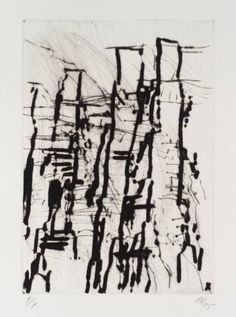 Per kirkeby, '[no title]' 1995 abstract words, abstract drawings, Abstract Drawings, Art Drawings, Abstract Art, Abstract Landscape, Overlays, Art And Craft Videos, Art Prints For Home, Action Painting, Black White Art