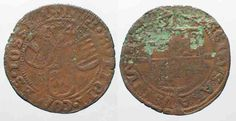 1546 Liege, Bistum LIEGE Brule van 4 Sols 1546 GEORGE OF AUSTRIA billon F-VF VERY RARE!!! # 79183 F-VF Coin Prices, Austria, Coins, German, Van, Deutsch, German Language, Vans