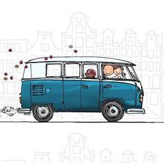 Getting Your Car Repaired: Tips And Tricks Volkswagen Bus, Vw T1, Vw Caravan, Vw Camper, Vw Minibus, T6 California, Bus Art, Combi Vw, Vw Vintage