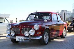 1969 Volvo 122S