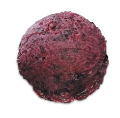 Fruity and fun for grown-up palates. Blueberry Ginger Soda Sorbet from Ruth & Phil's Gourmet Ice Cream.