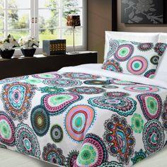 Mikroplyšové povlečení Microdream – 70×90 + 140×200 – Blady Pohodlné Mikroplyšové povlečení Microdream – 70×90 + 140×200 – Blady levně.Exkluzivní mikroplyšové povlečení. Pro více informací a detailní popis tohoto povlečení přejděte na stránky obchodu. 645 … Comforters, Mandala, Quilts, Blanket, Home, Bedding, Creature Comforts, Quilt Sets, Ad Home