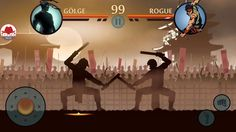 Rogue'u Mafettim - Shadow Fight 2