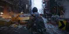 The Division GDC trailer showcases Snowdrop enginesvisuals flexibility - During Ubisoft Massive's latest video tour of The Division's impressive Snowdrop engine at GDC 2014, one developer likened his ease of creating a bleak depiction of urban decay to