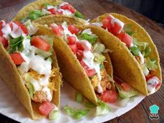 These list of Taco Recipes will help you make some very delicious and yummy tacos at home. The Taco Tuesday are never going to be the same with these Recipe Shrimp Taco Recipes, Chicken Recipes, Shrimp Tacos, Tofu Tacos, Mexican Dishes, Mexican Food Recipes, Mexican Meals, Chicken Ranch Tacos, Bbq Chicken
