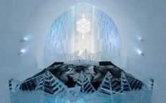 Top 10: the world's best ice hotels