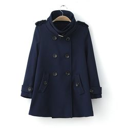 navy, cute jacket
