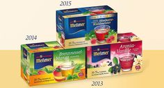 "30 Meßmer Teepackungen ""Unser Tee des Jahres"" Mango, Personal Care, Vanilla, Foods, Manga, Self Care, Personal Hygiene"