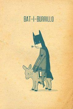 Bat-i-burrillo jajajja menso