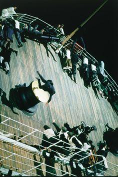A scene from Titanic