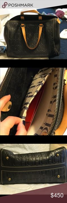 Carolina Herrera handbag Carolina Herrera handbag  Bought in Madrid on March 2017 Original price: $900 In excellent condition Carolina Herrera Bags
