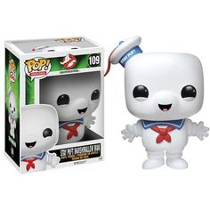 Pop! Movies: Ghostbusters - Stay Puft Marshmallow Man Oversized [109]