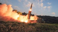 Pyongyang Will 'Inevitably Respond' to South Korea's New 'Frankenmissile'