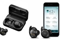 The Jabra Elite Sport are the wireless earbuds you'll want to swim with